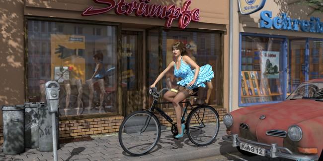 allgrafics-pinup-fahrrad