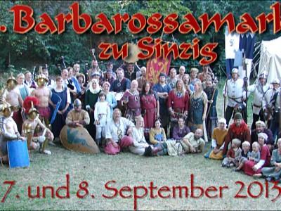 10. Barbarossamarkt zu Sinzig